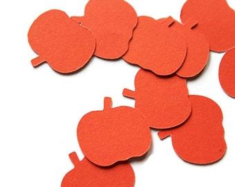 Pumpkin Confetti, Paper Confetti, Halloween Confetti, Fall Party Decor, Halloween Party, Pumpkin Decor, Pumpkin Die Cuts, Pumpkin Cut Outs