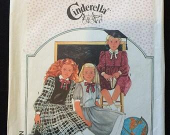 Simplicity 7002 Cinderella girls patterns