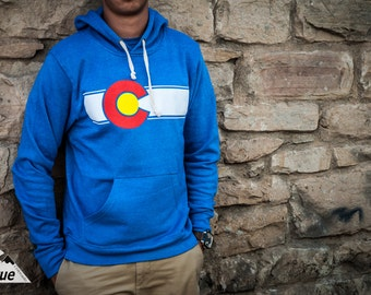 Colorado Flag Hoody