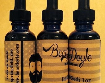 En Gedi Beard Oil