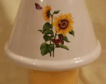 Sunflower Lamp Shade Etsy