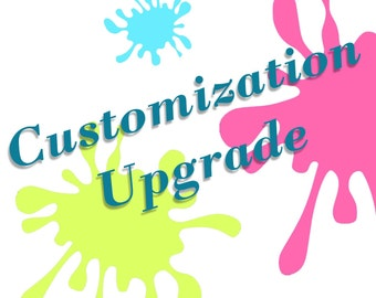 Custom Logo and info upgrade