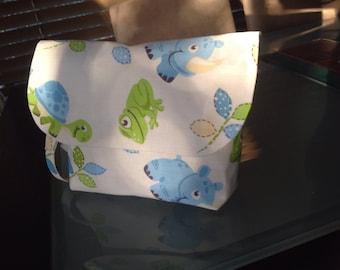 Nappy & Wipes Bag