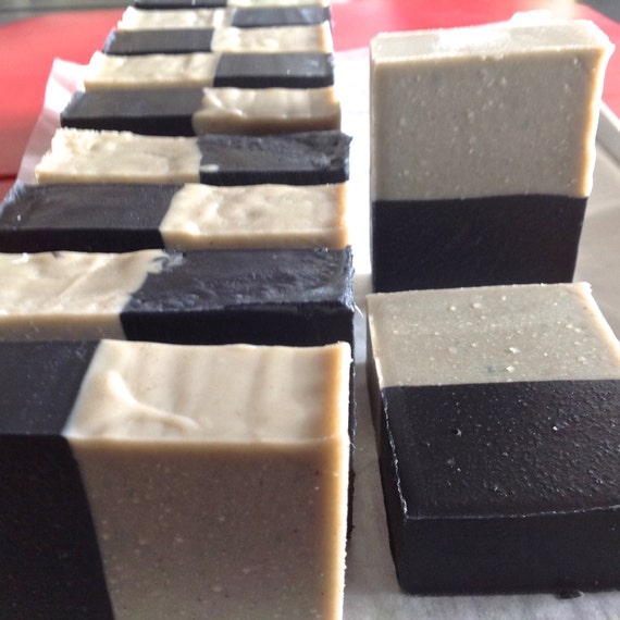 Charcoal and Dead Sea Mud Soap