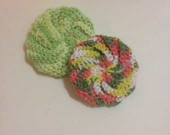 Bath & Body Scrubbies 2/Pk