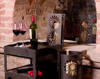 Wine Lover's Coffee Table