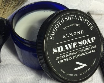 Crowley shaving soaps