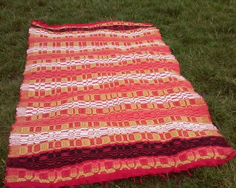 Kilims, carpet, carpet, bedspread also hand-woven from Morocco