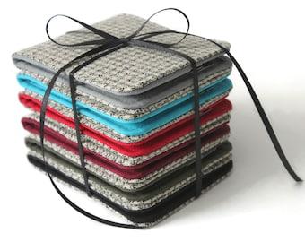 6 Pack Mens Billfold Wallet Wholesale Bundle / Groomsmen Wedding Favor / Super Thin Wallets / Gift Idea / Customizable