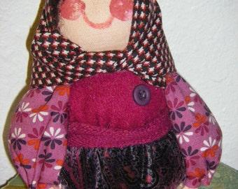 Babooshka Pincushion Doll-Lizavita
