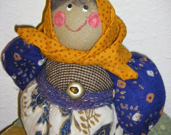 Babooshka Pincushion Doll-Glasha