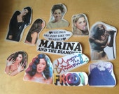 Marina and the Diamonds Stickers