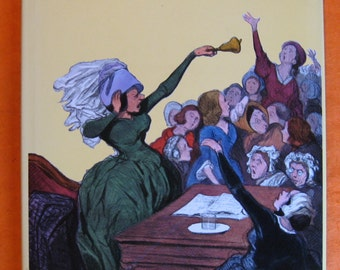 Liberated Women: Bluestockings and Socialists by Honore Daumier