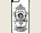 Deep Waters Vintage Diving Helmet Phone Case - for iphone 4,4s  iphone 5 samsung galaxy s3 s4 s5 Fathers Day