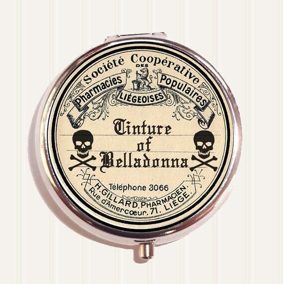 how to make belladonna tincture