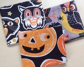 Halloween Fat Quarter Bundle -  The Spooktacular Eve Collection by Maude Asbury - Halloween - Blend - Quilting Weight Cotton Fabric