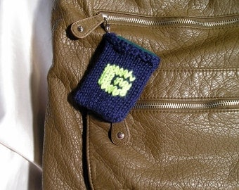 Gift Card Holder - Handknit - Monogrammed