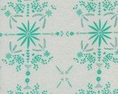 Cotton + Steel Paper Bandana - bandana turquoise - fat quarter