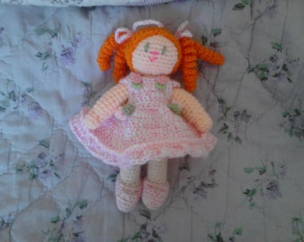 6.5in Curly Girl Doll 22
