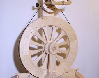 SpinOlution Mach III spinning wheel