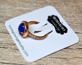 Ring Display Cards Customized with Your Logo - Jewelry Cards - Product Display - Packaging | BT01TR