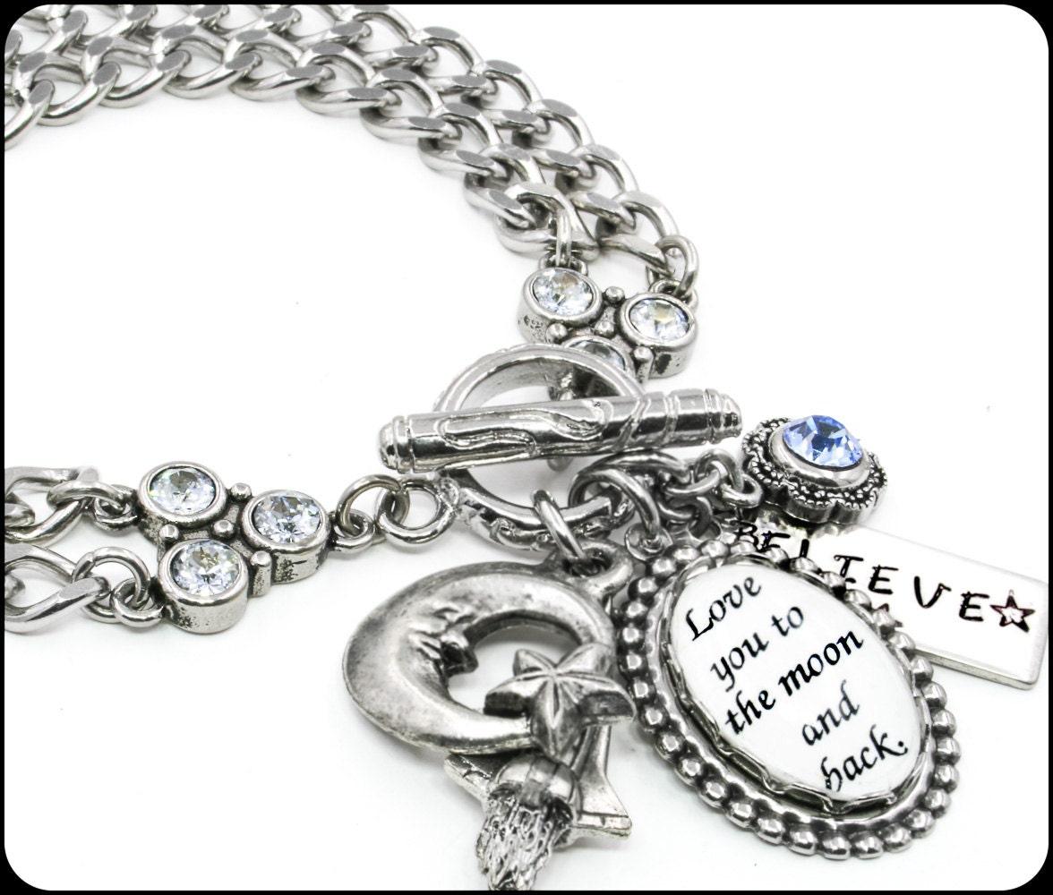 Inspirational Charm Bracelets: Chandeliers & Pendant Lights