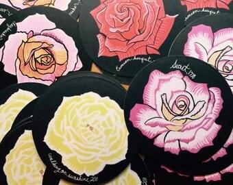 Rose City Coaster set