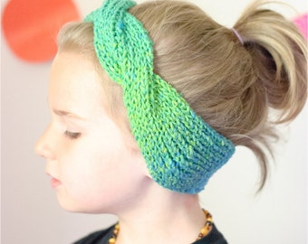 The Snoepje Headband PDF Knitting Pattern
