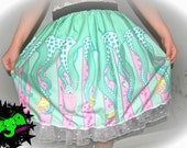 two tentacle skirts