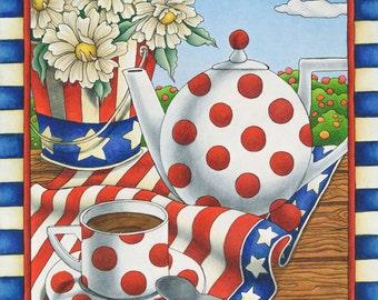Star Spangled Tea
