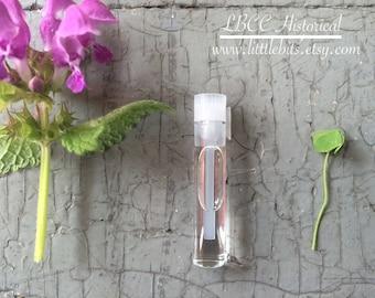 SAMPLE - Historically Inspired: 1920's Violette Coquette Eau De Parfum