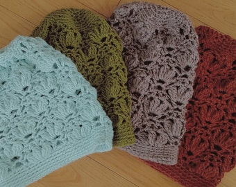 Wispy Lace Hat