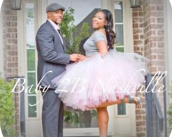 Wedding Dress Wedding Separates Bridal Dress Skirt Bridesmaid Skirt Pink Bridesmaid Dress Skirt Tutu Skirt Tulle Skirt Pink Tutu Adult Tutu