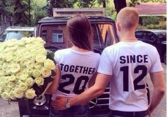 Newlywed Couples T-Shirts Anniversary Gift Wedding Gift