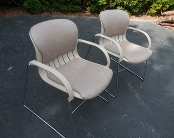 One  Thonet Industrial Jerome Caruso Design Industrial MCM Chair