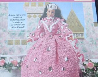 Annies Attic Rose Queen Crochet Pattern Book