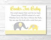 Elephant Baby Shower Book...