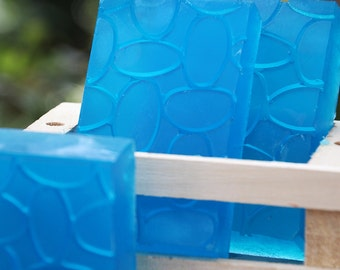 Handmade Glycerin Soap - Rain Soap // Gifts for Her // Gifts for Him