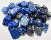 Lapis Lazuli Healing Stone Healing Crystal Releases Stress and Brings Deep Peace  lot 2