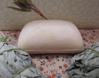 White Sage Soap Purification and Cleansing