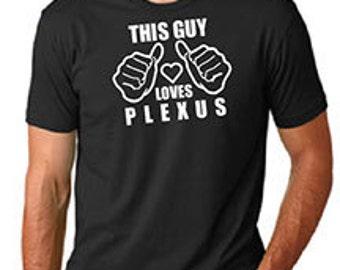 This Guy Love Plexus Men's T-Shirt