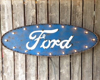 5 foot FORD sign