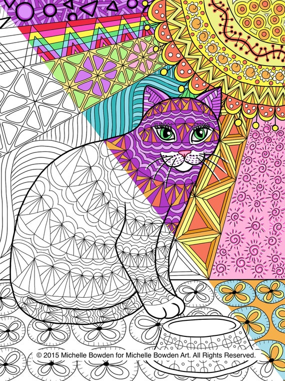 Items similar to Coloring Page