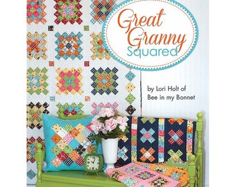 SALE!! Great Granny Squared by Lori Holt (P051)