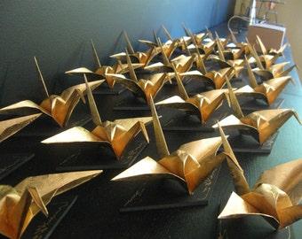 A Set of 20 Large Origmi Cranes
