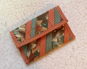 Quilted Coin Purse (CP139)