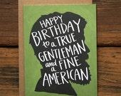 Gentleman Birthday