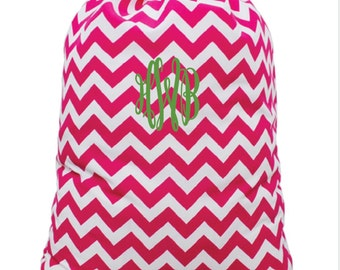 Personalized Monogrammed Laundry Bag
