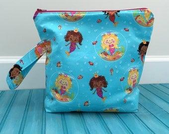 Mermaid Wet Bag