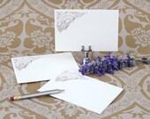 Marriage/Wedding advice cards - Mocha